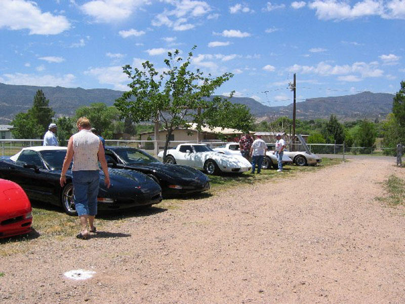 Camp Verde Cruise: October 7, 2004
